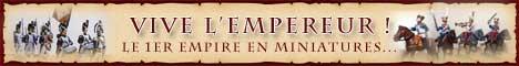 vente de figurines époque napoléonienne Banniere_empereur